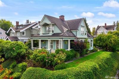 Tacoma WA Single Family Home For Sale: $1,150,000