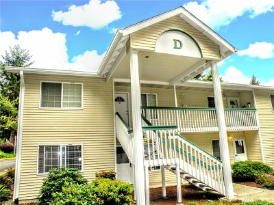 Federal Way Condo/Townhouse For Sale: 1830 S 336th St #D101