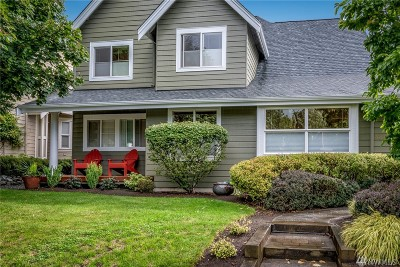 Bellingham Single Family Home For Sale: 3214 Carrington Wy
