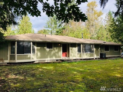 Pierce County Single Family Home For Sale: 24718 78th Ave E