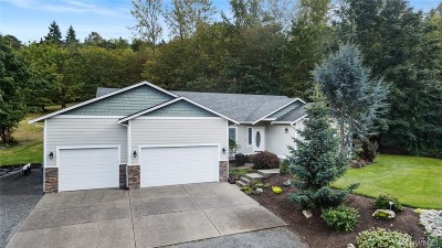 Pierce County Single Family Home For Sale: 23123 110th Ave E