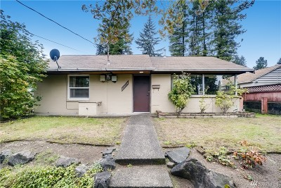 Snohomish County Single Family Home For Sale: 23204 52nd Ave W