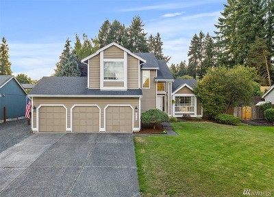 Puyallup Single Family Home For Sale: 8610 63rd Ave E