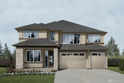 Bonney Lake Single Family Home Contingent: 19910 148th St E