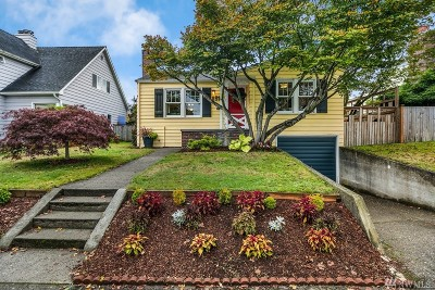 Seattle WA Single Family Home For Sale: $739,500