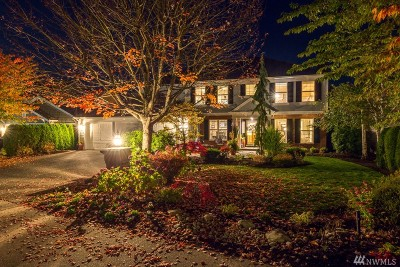 Snohomish County Single Family Home For Sale: 12416 Ironwood Lane