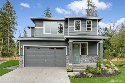 Snohomish County Single Family Home For Sale: 8625 74th (Lot 17) St NE