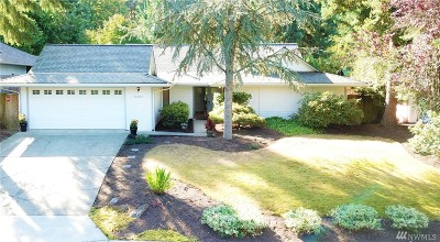 King County Single Family Home For Sale: 14609 SE 46th St