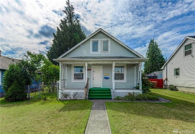 Tacoma Single Family Home For Sale: 410 S 60th St