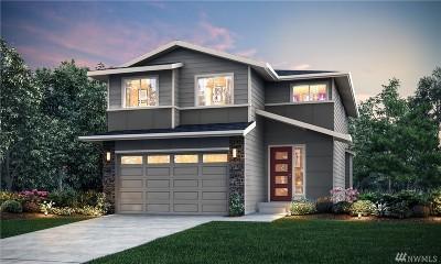 Marysville Single Family Home For Sale: 8729 75th (Lot 9) St NE