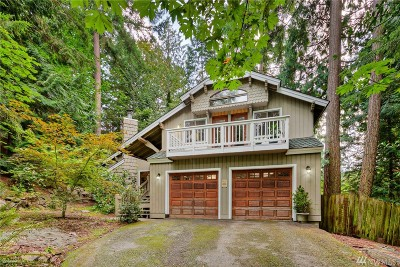 Redmond Single Family Home For Sale: 17403 NE 31st Ct