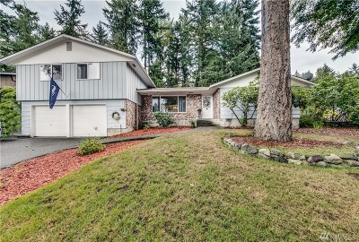 Pierce County Single Family Home For Sale: 8117 69th Ave SW