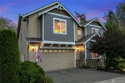 Snohomish County Single Family Home For Sale: 3815 167th Place SE