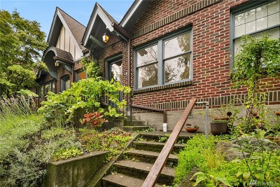 King County Condo/Townhouse For Sale: 1720 E Spring St