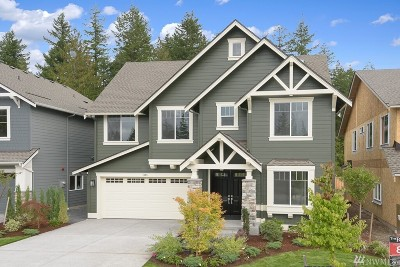 King County Single Family Home For Sale: 1454 Elk Run Place SE