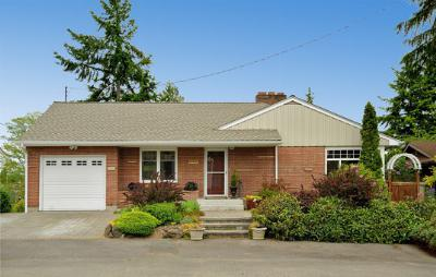 Single Family Home Sold: 10420 42nd Ave SW