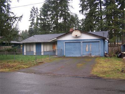 Kent WA Single Family Home Sold: $110,000