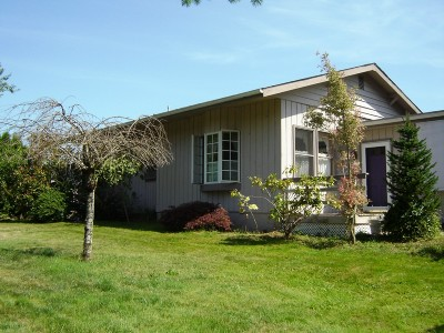 Bellingham WA Single Family Home Sold: $90,000