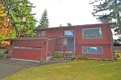 Single Family Home Sold: 2301 Samish Wy