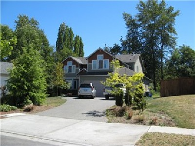 Puyallup WA Single Family Home Sold: $279,950