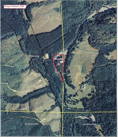 Satsop Residential Lots & Land For Sale: Middle Fork Satsop