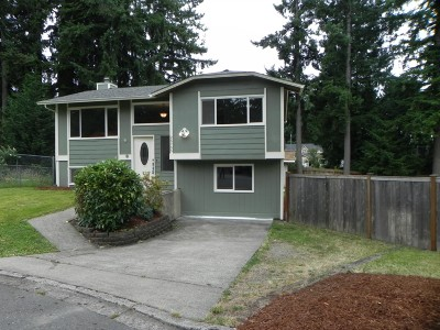 Single Family Home Sold: 26755 234th Ave SE