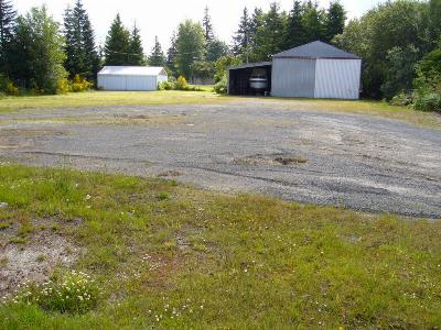 Forks WA Commercial For Sale: $199,000