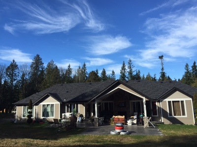 Stanwood Single Family Home Contingent: 14503 E Lake Goodwin Rd