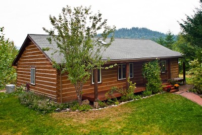 Maple Falls Single Family Home Sold: 9363 Silver Lake Rd