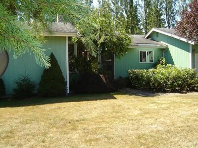 Blaine Single Family Home Sold: 8439 Seafair Ct