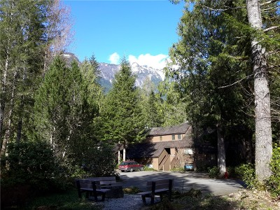 Glacier Condo/Townhouse Sold: 10500 Mt. Baker Highway #606