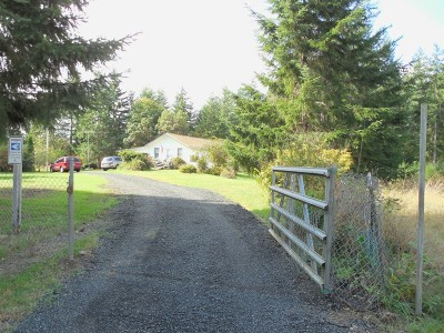 Shelton WA Single Family Home Sold: $121,000