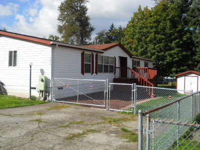 Mobile Home Sold: 11012 SE 227 Place