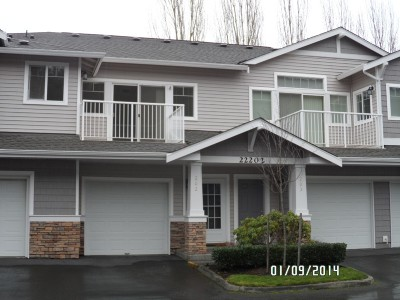 Kent WA Condo/Townhouse Sold: $129,900