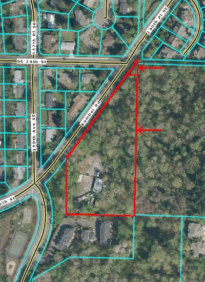 Bellevue Residential Lots & Land For Sale: 2457 Kamber Rd