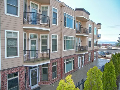 Condo/Townhouse Sold: 1201 13th St #201
