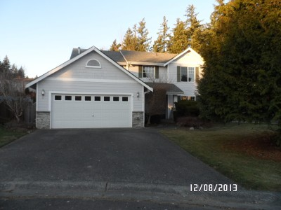 Kent WA Single Family Home Sold: $294,900