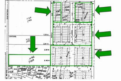 Residential Lots & Land Sold: Shintaffer Rd