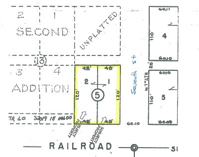 Shelton Residential Lots & Land For Sale: Railroad Ave