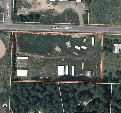 Residential Lots & Land For Sale: 9325 93rd Ave SW