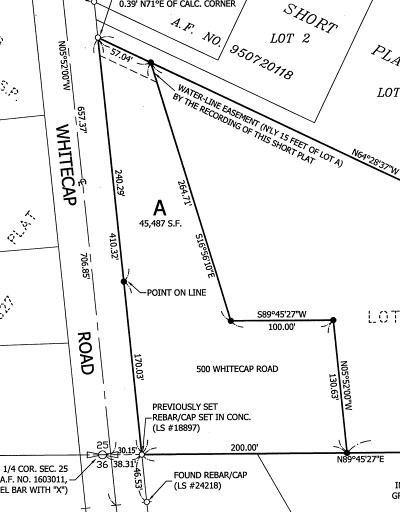 Bellingham Residential Lots & Land Sold: 500 Whitecap Rd