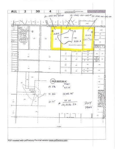 Marysville WA Residential Lots & Land For Sale: $2,100,000