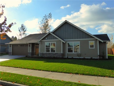 Lynden Single Family Home Sold: 855 Hemlock Ct