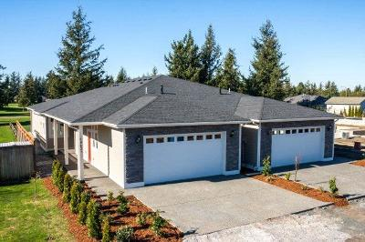 Everson Condo/Townhouse Sold: 6865 Hannegan Rd #A