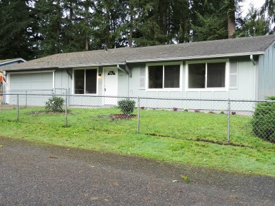 Single Family Home Sold: 19515 SE 261st St