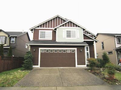 Yelm Single Family Home For Sale: 15210 Kayla St SE
