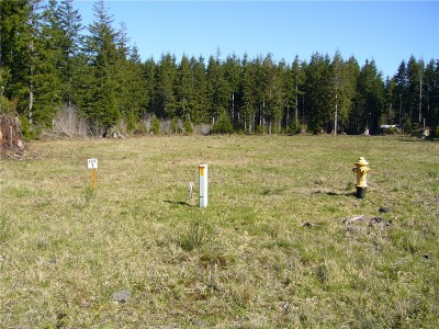 Forks Residential Lots & Land For Sale: 1 Sawyer Wy
