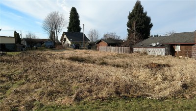 Mccleary Residential Lots & Land For Sale: 341 S 2nd St
