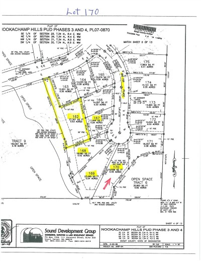 Mount Vernon Residential Lots & Land For Sale: Big Fir Place