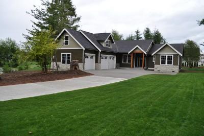 Ferndale Single Family Home Sold: 5760 Good News Lane